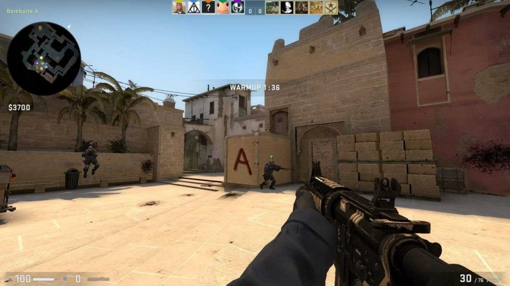 How to Show FPS in CS-GO through Console Commands