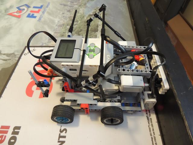 Robot Stormcell Fll 87