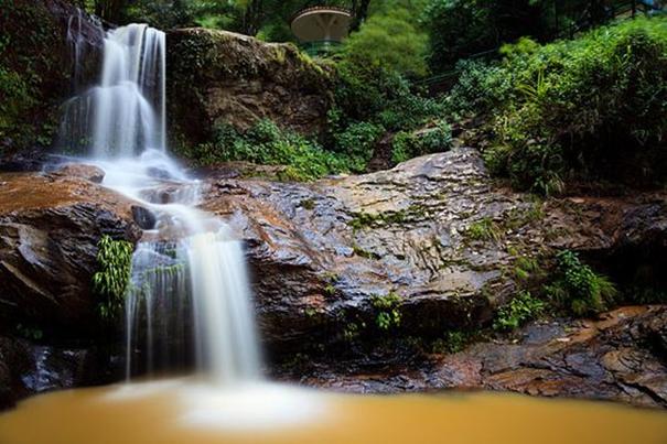 Thác bạc địa danh du lịch đẹp nổi tiếng của sapa