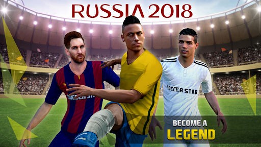 Soccer Star 2018 World Cup Legend: Road to Russia!- screenshot thumbnail