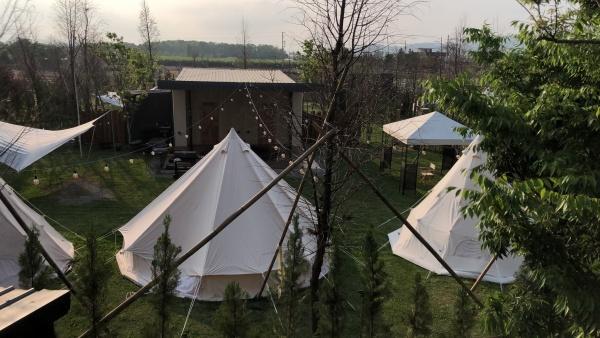 免裝備露營-苗栗卓蘭-自然圈農場