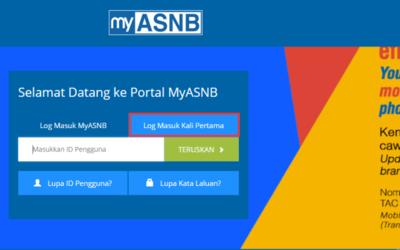 asnb login
