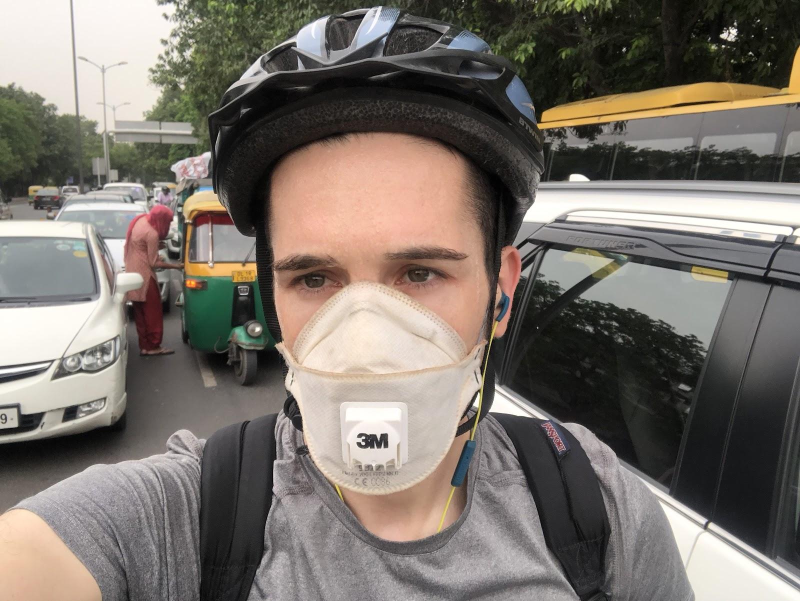 3M Mask Delhi India