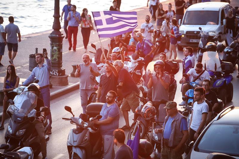Μοτοπορεία για την Μακεδονία στη Θεσσαλονίκη -Φωτογραφίες: MotionTeam/ΤΡΥΨΑΝΗ ΦΑΝΗ