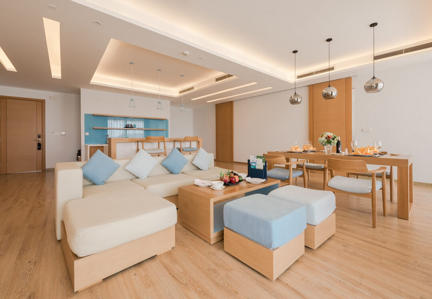 family suite deluxe FLC Luxury Hotel Quy Nhơn