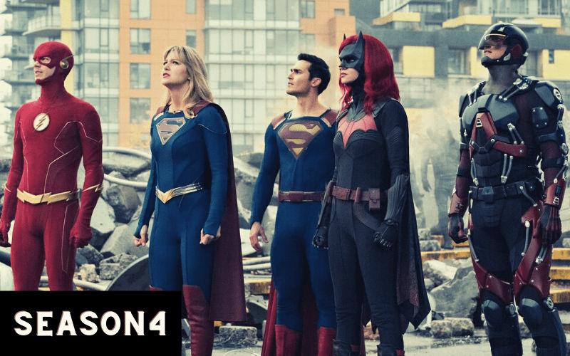 index of supergirl season 4