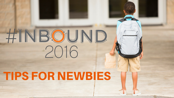 #INBOUND16 Tips for Newbies, Repution Ink
