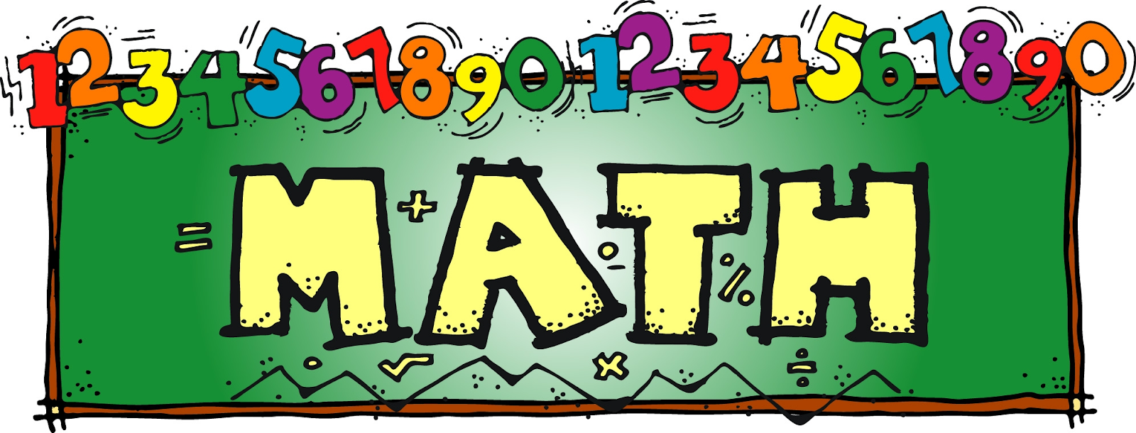 Image result for common core math clipart