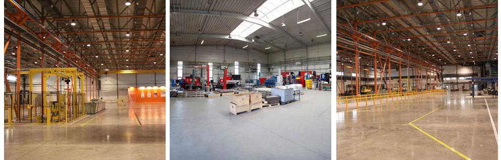 складские помещения класса C