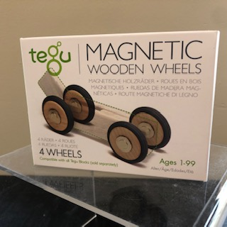 A great add on with the classic sets. (wheels only no blocks included)