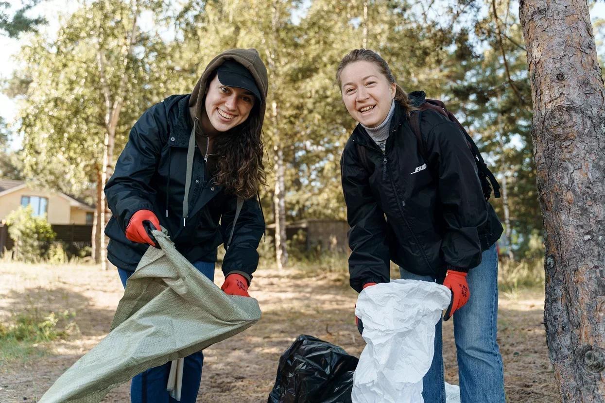 Жители Беларуси, Дании, Латвии, Литвы, Польши и Эстонии присоединились к российскому соревнованию по уборке мусора