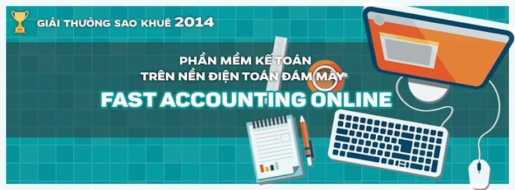 """FAST Accounting Online - Phần mềm kế toán """"trên mây"""" đầu tiên tại VN"""