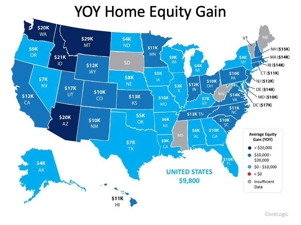 Home Equity Give Sellers Options in Today's Market | MyKCM