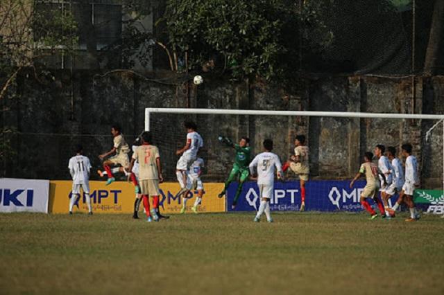 Yadanarbon vs Ispe FC (3)