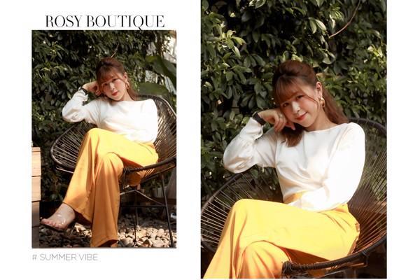 Rosy Boutique chinh phục chị em bằng thiết kế độc đáo và phong cách - Ảnh 6