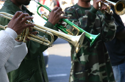 New Orleans Music Travel