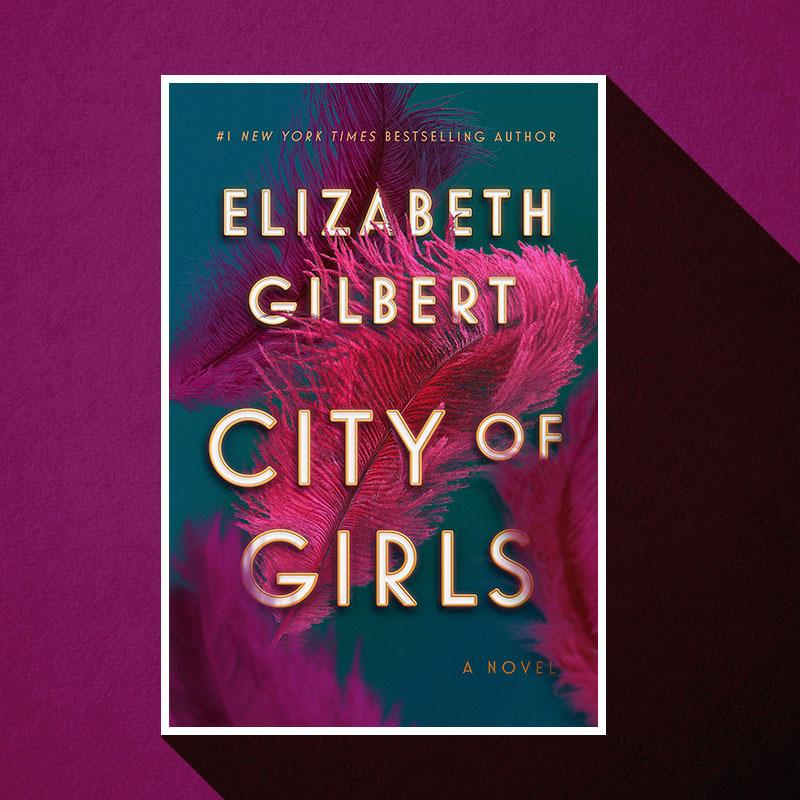 City of Love by Elizabeth Gilbert