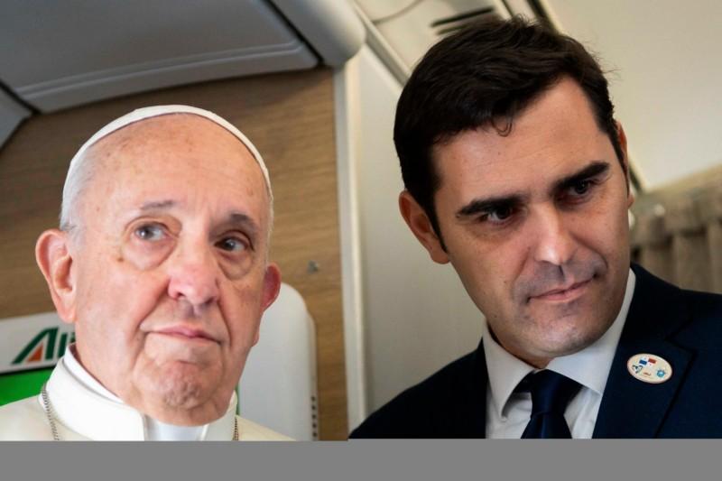 Ông Alessandro Gisotti được Đức Thánh Cha Phanxico bổ nhiệm làm Phó Giám đốc biên tập của Vatican