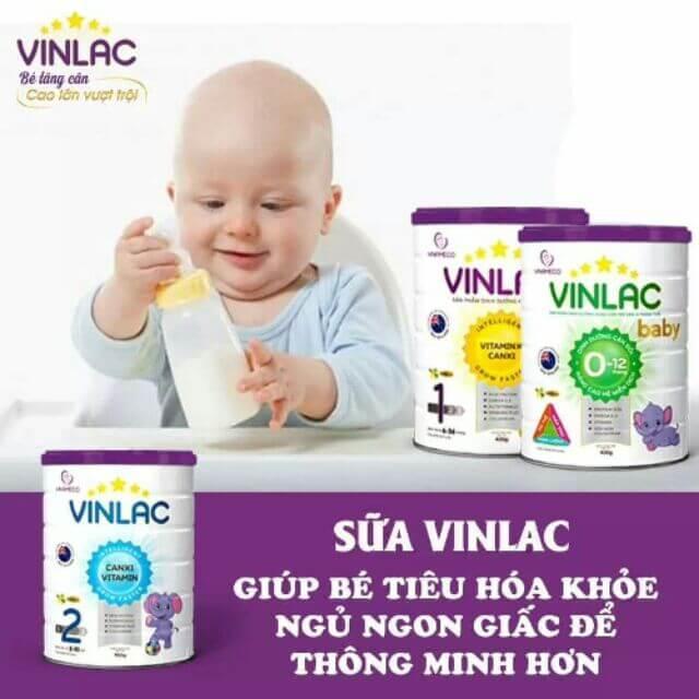 Review đánh giá sữa Vinlac 1,2 có tốt không? Giá bao nhiêu? 2