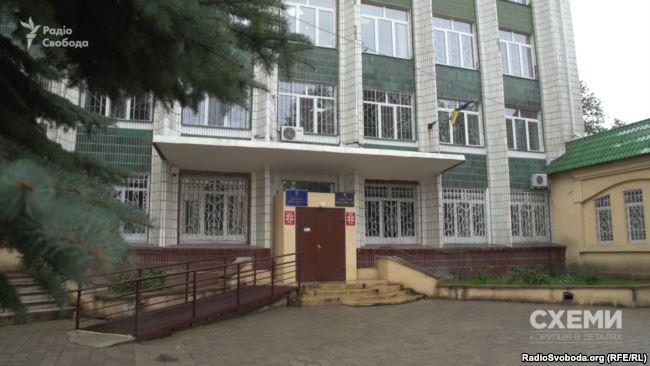 Зарічний районний суд міста Суми