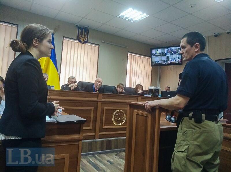Закревська і Стрельченко