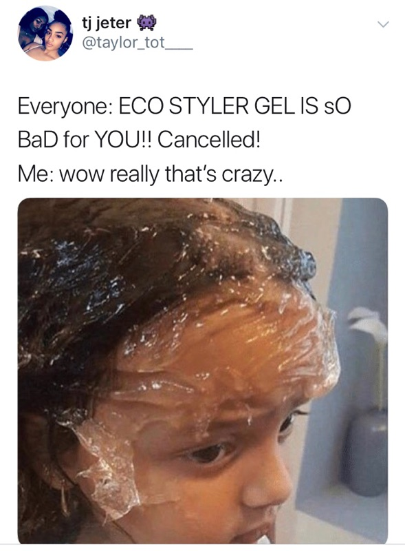 Is Eco Styler Gel Cancelled Xonecole Women S Interest Love Wellness Beauty