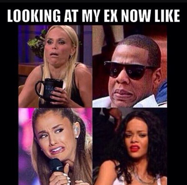 Memes about your ex