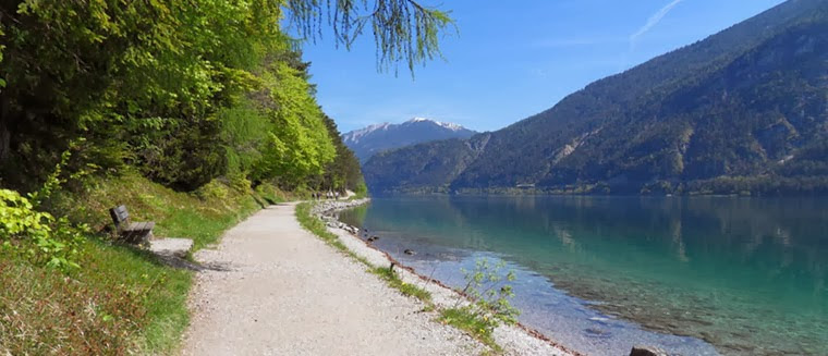 Achensee in Tyrol