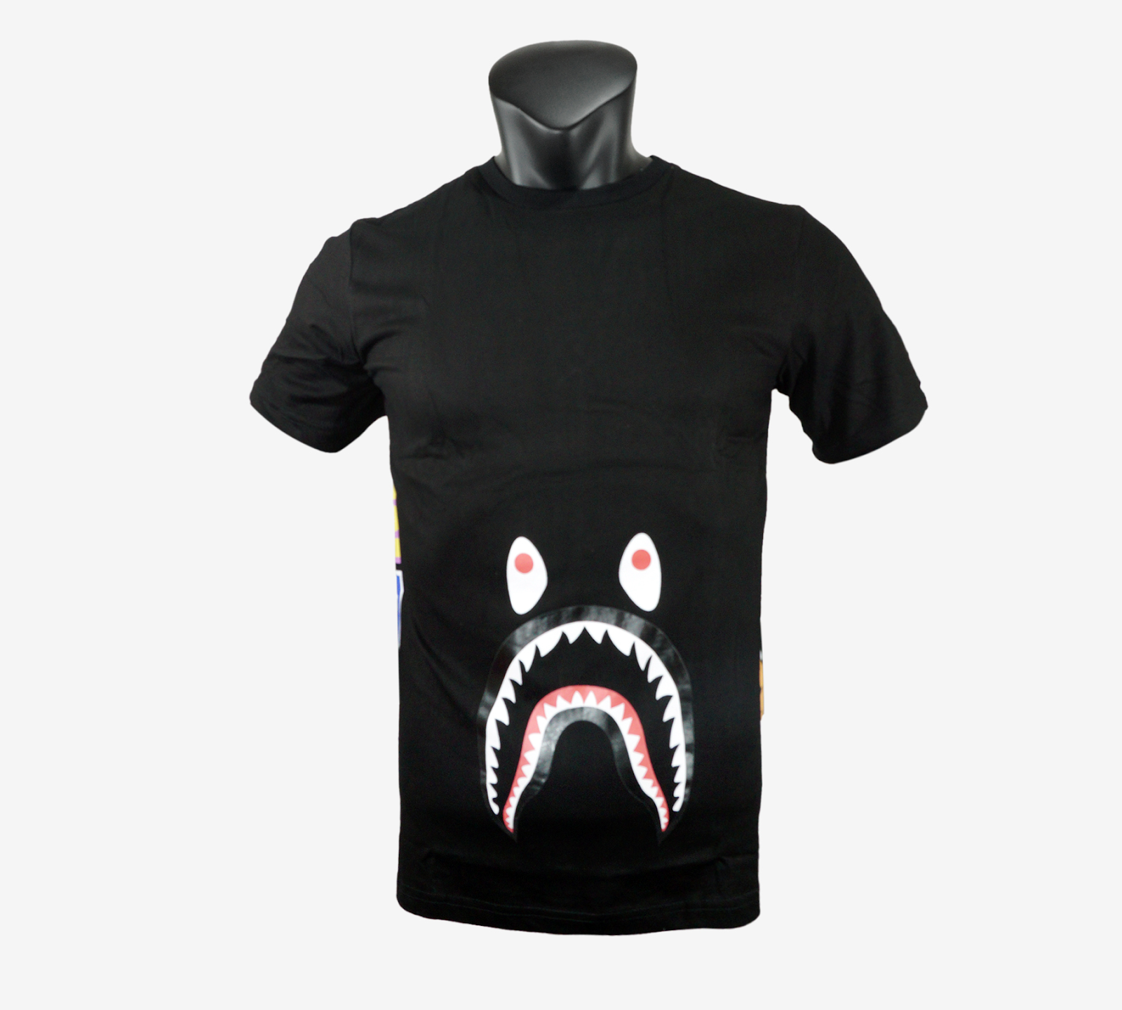 T-SHIRT BAPE BLACK