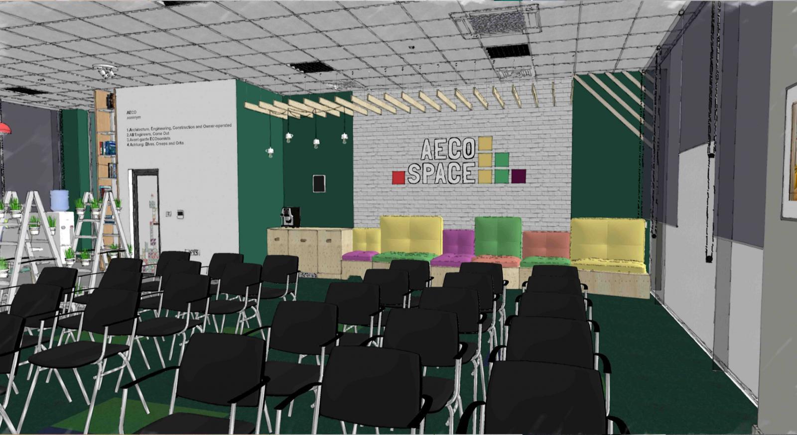 3DEA Firması ile Yenilikçi İç Mekan Tasarımları 6