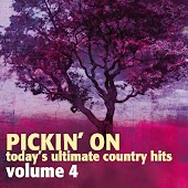 Pickin on Today's Ultimate Country Hits Vol. 4