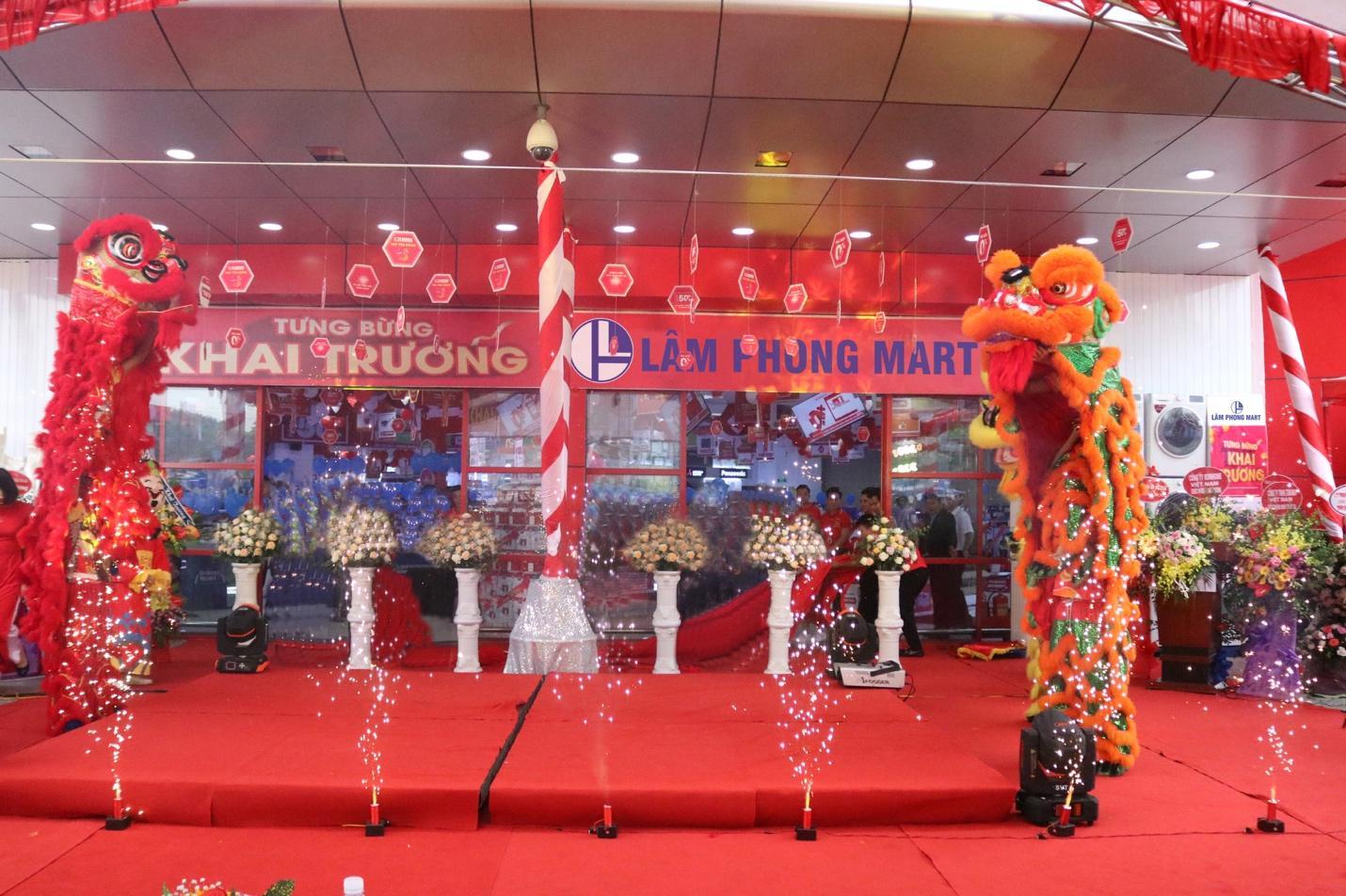 Điện máy Lâm Phong Mart – Sự thành công đến từ hai chữ chất lượng - Ảnh 1