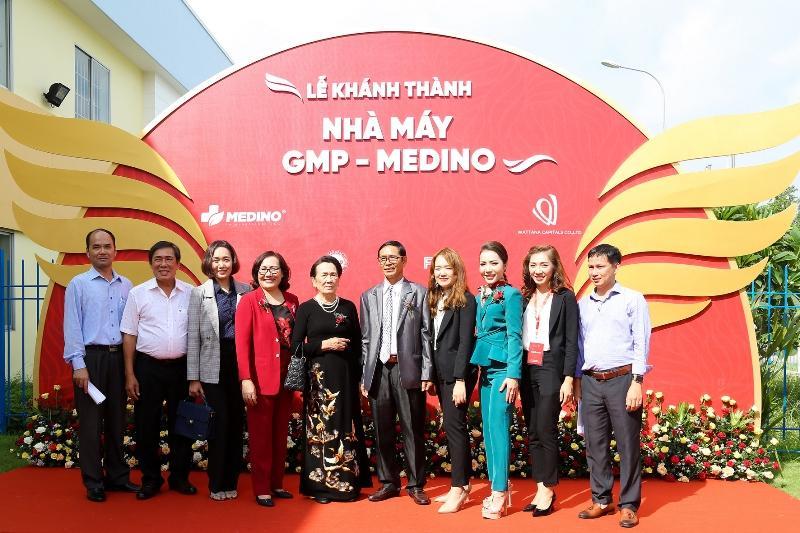 Kết quả hình ảnh cho Medino Việt Nam