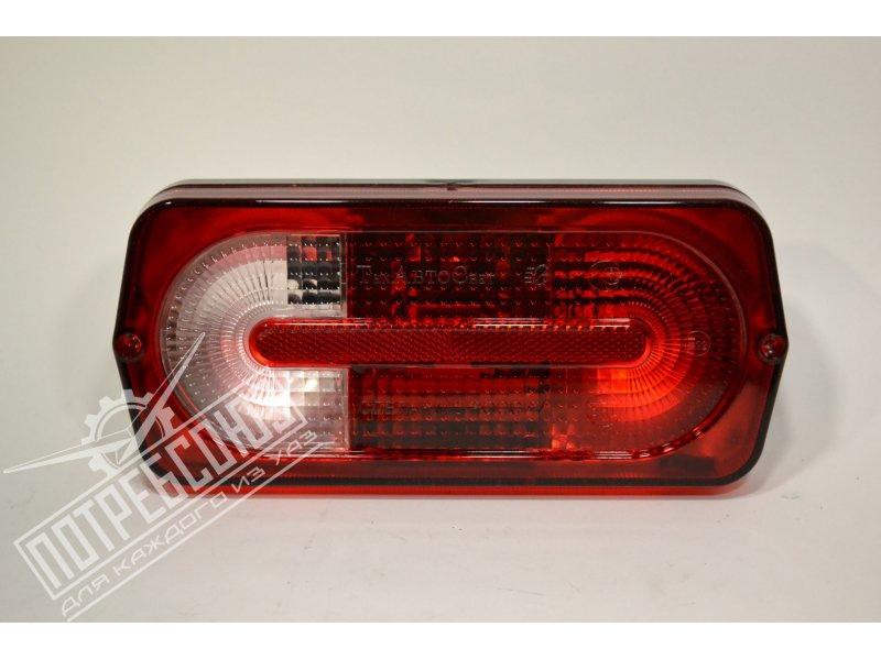 Задний фонарь на УАЗ ХАНТЕР, Буханка в стиле генендваген, с обычными лампочками. отличная хамена обычным фонарям.