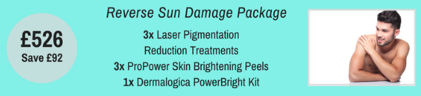 Reverse Sun Damage Package