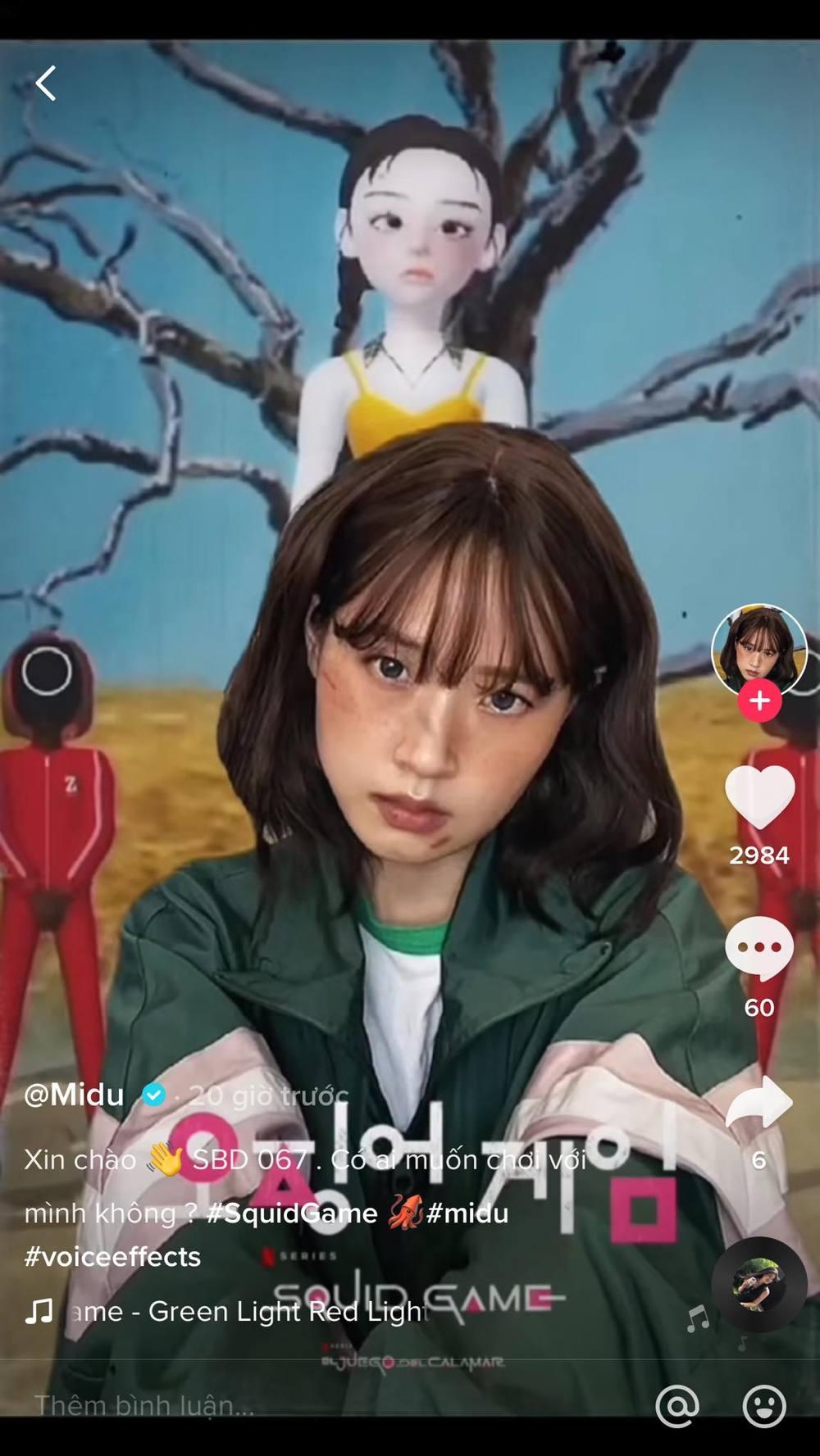 Biến hóa liên tục thành 2 nhân vật nữ nổi bật trong phim, Midu khiến nhiều người mê đắm. (Ảnh: Chụp màn hình) - Tin sao Viet - Tin tuc sao Viet - Scandal sao Viet - Tin tuc cua Sao - Tin cua Sao