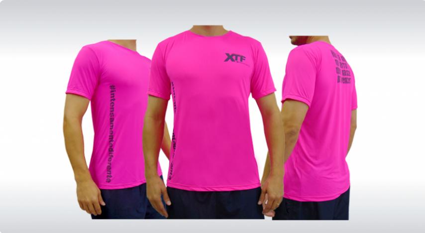 Camiseta Personalizada para Personal Trainer Produzida por Ecco Bolsas