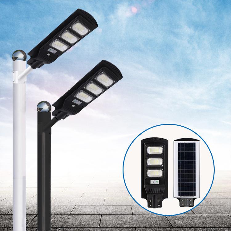Đèn đường năng lượng mặt trời 30W