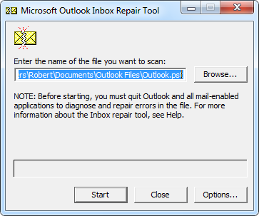 error 0x800ccc1a in outlook