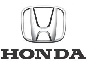 Android Auto Compatible car featuring Honda logo