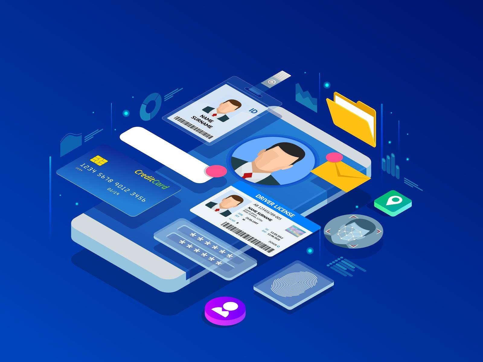 Identidade que reúna várias informações de forma digital pode ser tendência para o futuro. (Fonte: Shutterstock/Golden Sikorka/Reprodução)