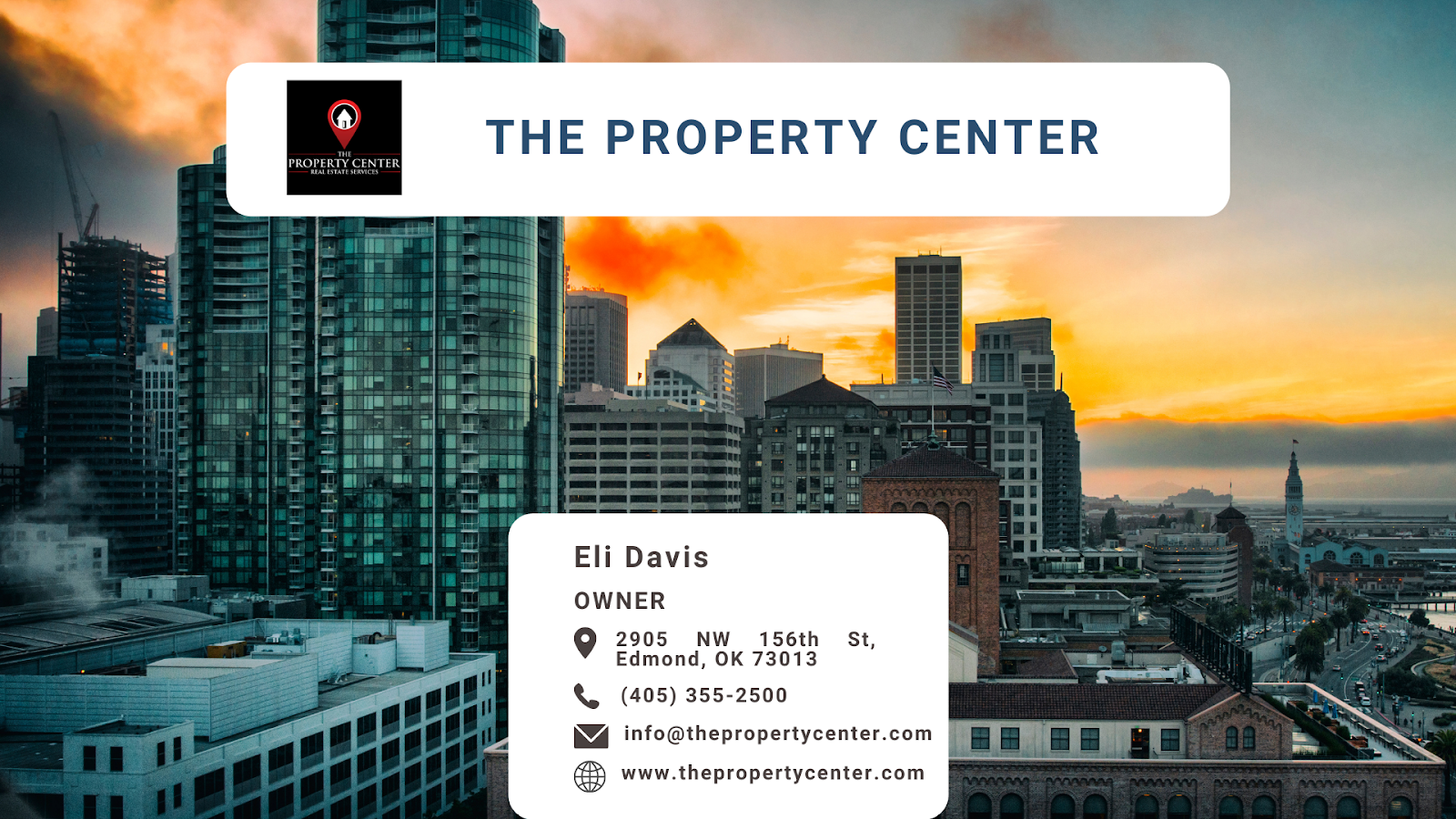 The property center