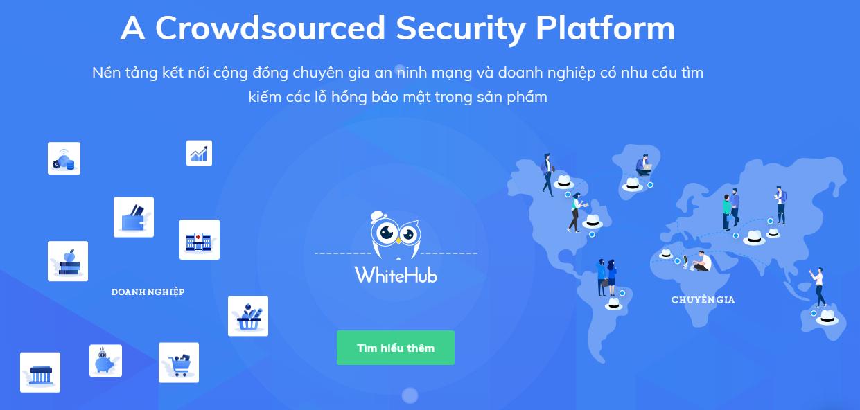 Giải pháp bảo mật website CyStack WhiteHub