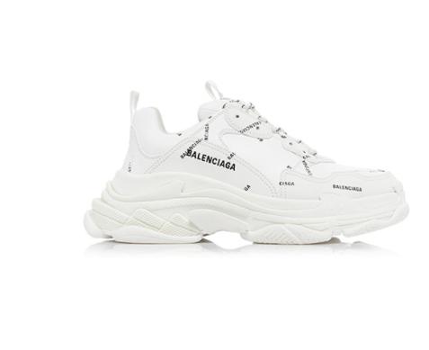 Những tiêu chí cần quan tâm khi mua đôi giày Balenciaga Triple S Clear