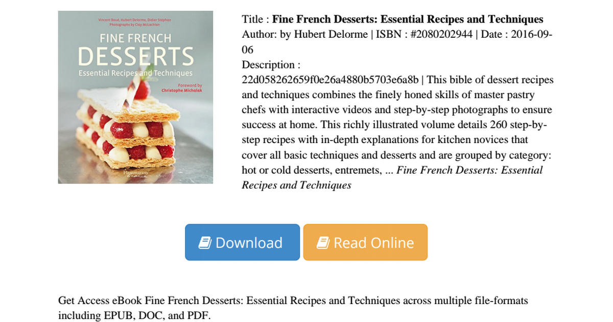 Fine-French-Desserts-Essential-Techniques