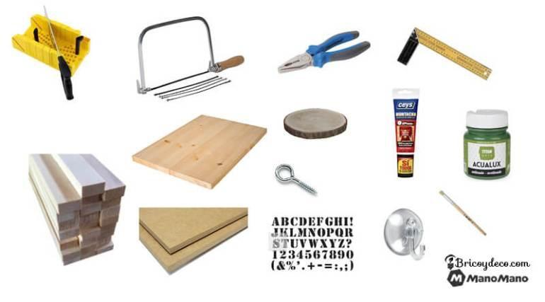 tools you will need to make your Montessori tangram puzzle and toys!