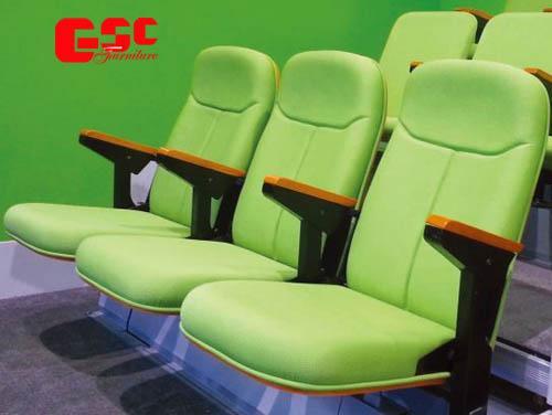 Ghế hội trường EVO Seating chất lượng