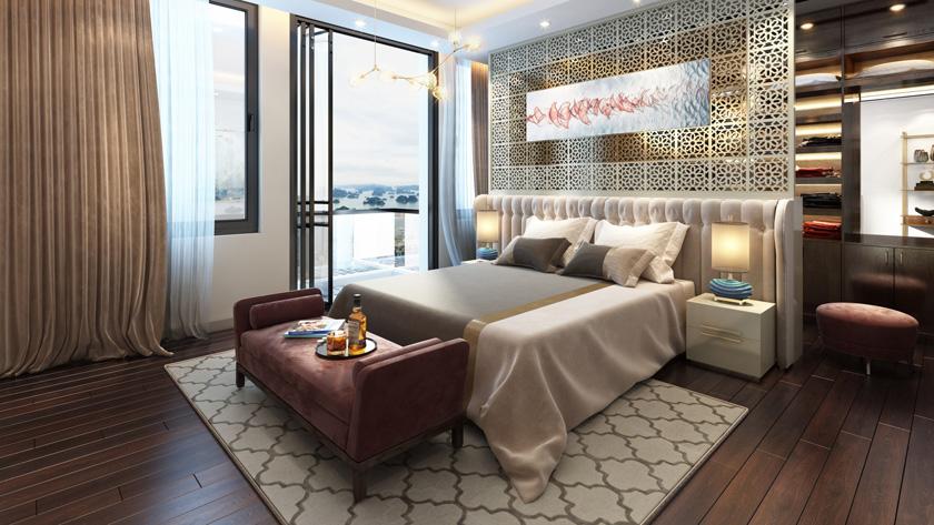 phòng Grand Suite Golf View khách sạn FLC Hạ Long