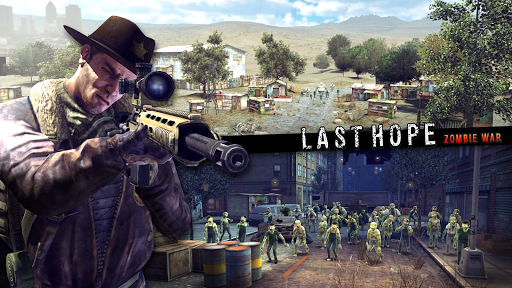 Last Hope Sniper - Zombie War- screenshot thumbnail
