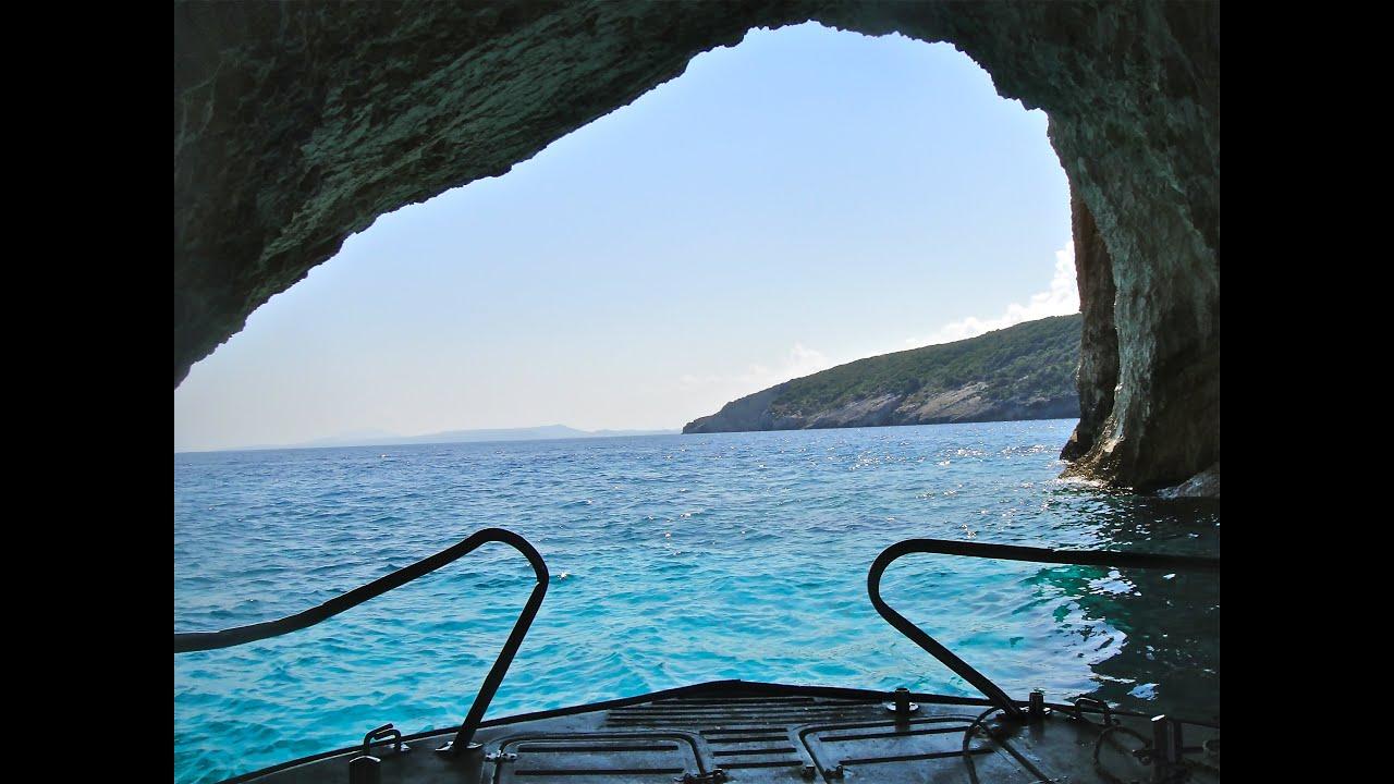 Zakynthos Underwater Caves